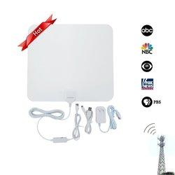 Vinovo Strong Signal High Gain Amplified Indoor TV Antenna