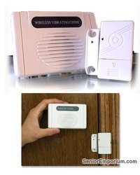 Wireless Wander Door Alarm - Protection Guard