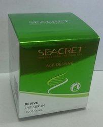 Seacret Revive Eye Serum - Mineral From Dead Sea - 1Oz / 30ml