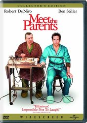 Universal Studios Meet the Parents DVD (Widescreen)