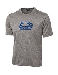 Sdi NCAA Georgia Southern Eagles School Mascot TShirt - Gry - Size: S