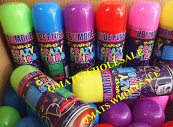 Grafix Crazy String Spray Can for Birthday Celebration & Parties - 1.8 Oz.