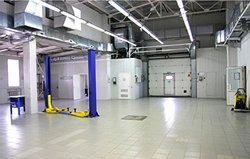ASD Lighting 5ft 60W 5000K LED Garage Vapor Proof Fixture - Daylight