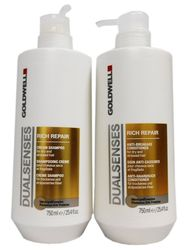Goldwell Dualsenses Color Shampoo & Conditioner Duo Set - 25.4 oz each