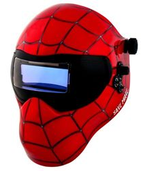 Save Phace Var Sh9-13 Gen Y Marvel Spiderman Efp Auto-dark Weld Helmet