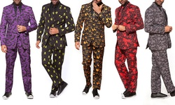 Braveman Men's Halloween Suits: The Bat/40rx34w