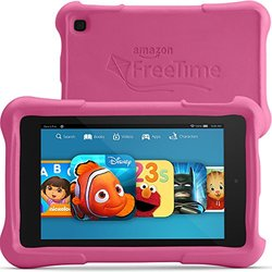 Fire Hd 7 8gb Kids Edition (pinkcase)