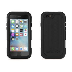 Black Survivor Summit for iPhone 6/6s Protective Case - 10ft Drop Protection