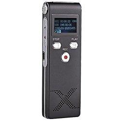 iGearPro 8GB Dig Audio Voice Recorder Dictaphone USB MP3 Player (GP-012)