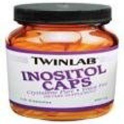 Twinlab Inositol Cap - 500Mg -100 Capsules