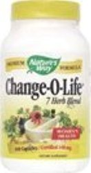 Nature's Way - Change-O-Life 7 Herb Blend 440 mg. - 180 Capsules