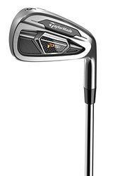 TaylorMade Men's PSi Iron Set, Right Hand, Stiff, Steel, 4-PW A