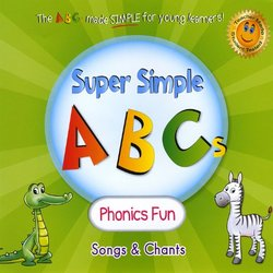 Super Simple Learning: Super Simple ABCs... - CD