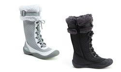 JSport by Jambu Windham Cold Weather Boot: Ice/9.5