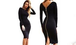 Leo Rosi Women's Victoria Dress - Black - Size: Small