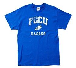 SDI NCAA Men's Florida Gulf Coast Eagles Sweatshirt - Royal - Size: 2XL