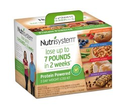 Nutrisystem Protein Powered 5 Day Weight Loss Kit