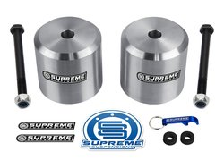 """Supreme Suspensions Leveling Kit Aircraft Coil Spring Spacers - Size: 2.5"""""""