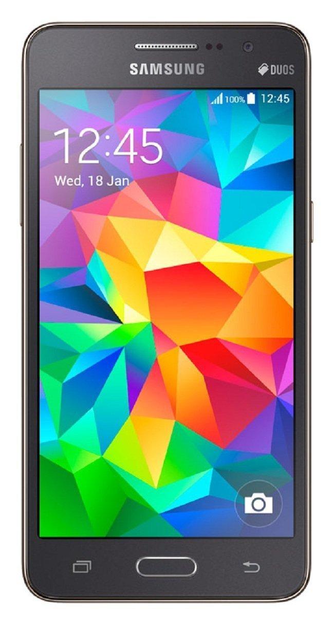 Unlocked Samsung Galaxy Grand Prime 8gb Smatphone Gray G531hds