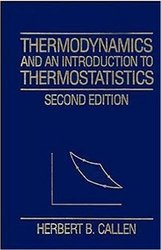John Thermodynamics & an Introduction to Thermostatistics Paperback