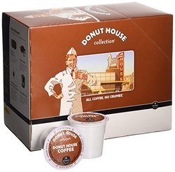 Donut House Light Roast K Cup Coffee - 96 Count