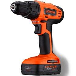 Mr.Orange 2-Speed Drill/Driver - Black/Orange - (CD2053K)