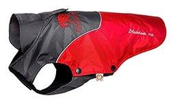 Touchdog 3M Reflective Dog Coat XL Red/Black Red/Black