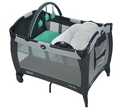 Graco Pack 'n Play with Reversible Napper and Changer LX - Basin