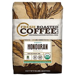 Honduran Marcala Oft Coffee, Whole Bean Coffee, Fresh Roasted Coffee Llc. (5 Lb.)