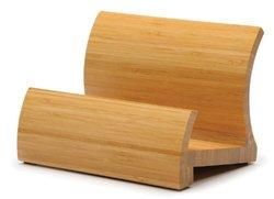 RSVP Bamboo Cookbook Stand - Brown (498438-BOO-CS)