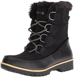 Jambu Women's Mendocino Cold Weather Boot: Black/8