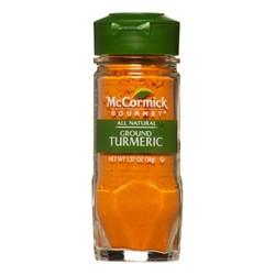 McCormick Gourmet Collection Ground Turmeric - 3 oz