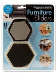 Kole Furniture Sliders with Foam Padding