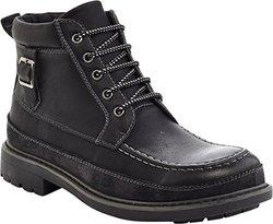Marco Vitale Combat Boots: Black/13