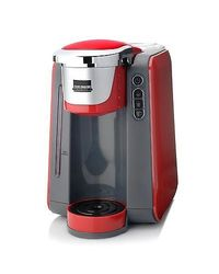 Todd English Single Serve Coffee Brewer Red No Size