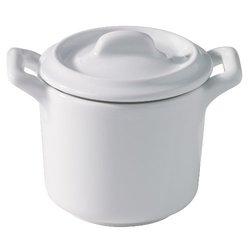 Sur La Table - Pot 2 Handle With Lid 1.75oz