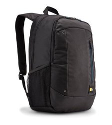 Case Logic WMBP-115Black Laptop & Tablet Backpack - Black