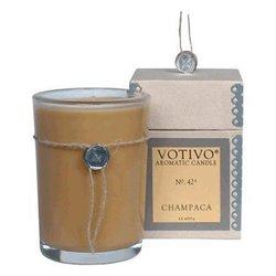Votivo Champaca Natural Aromatic Candle