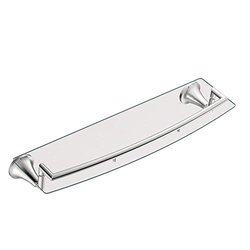 MoenGlass Shelf from the Icon Collection - Brushed Nickel (YB5890BN)