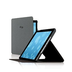 Solo Thompson Slim Case for iPad Air - Grey