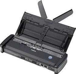 imageFORMULA P-215II Mobile Document Scanner red
