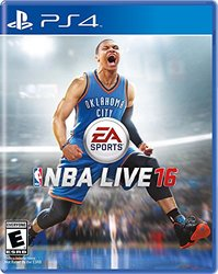 Electronic Arts NBA Live 16 - PlayStation 4