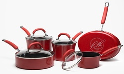 Rachael Ray Cookware: 2-Quart Covered Saucepan