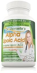 Dr. Danielle Alpha Lipoic Acid 120 Vegetarian capsule