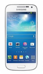 Unlocked Samsung Galaxy S4 Mini 8GB Cellphone - White (GT-I9192)