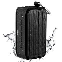 Ayfee Wireless Bluetooth 4.0 Waterproof Speaker - Black