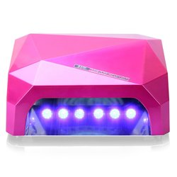 Perfect Summer UV LED Light Nail Dryer - Elegant Pink