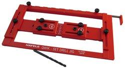 Hafele - Quick-Set Drilling Jig for Handles