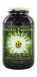 HealthForce Green Protein Alchemy Magic Mint - 17.65 oz. (500 grams)