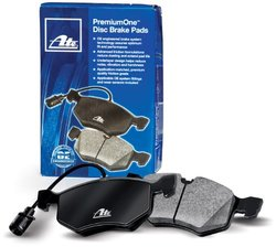 ATE PremiumOne Disc Brake Pad Set - AT937